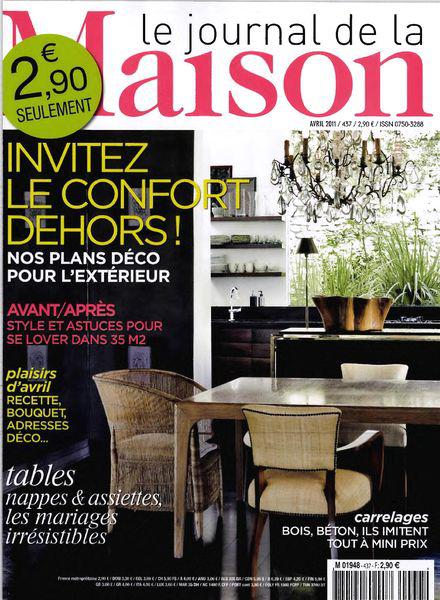 Le Journal de la Maison No.437