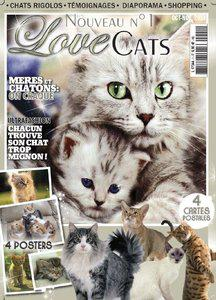 Love Cats N°1  Octobre-Novembre 2013