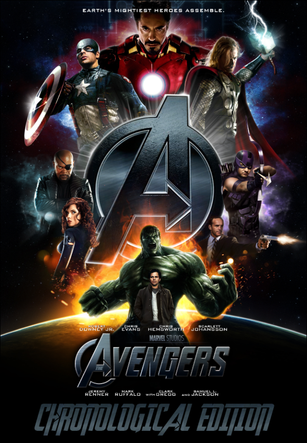 The Avengers Chronological Edition – Saison 1