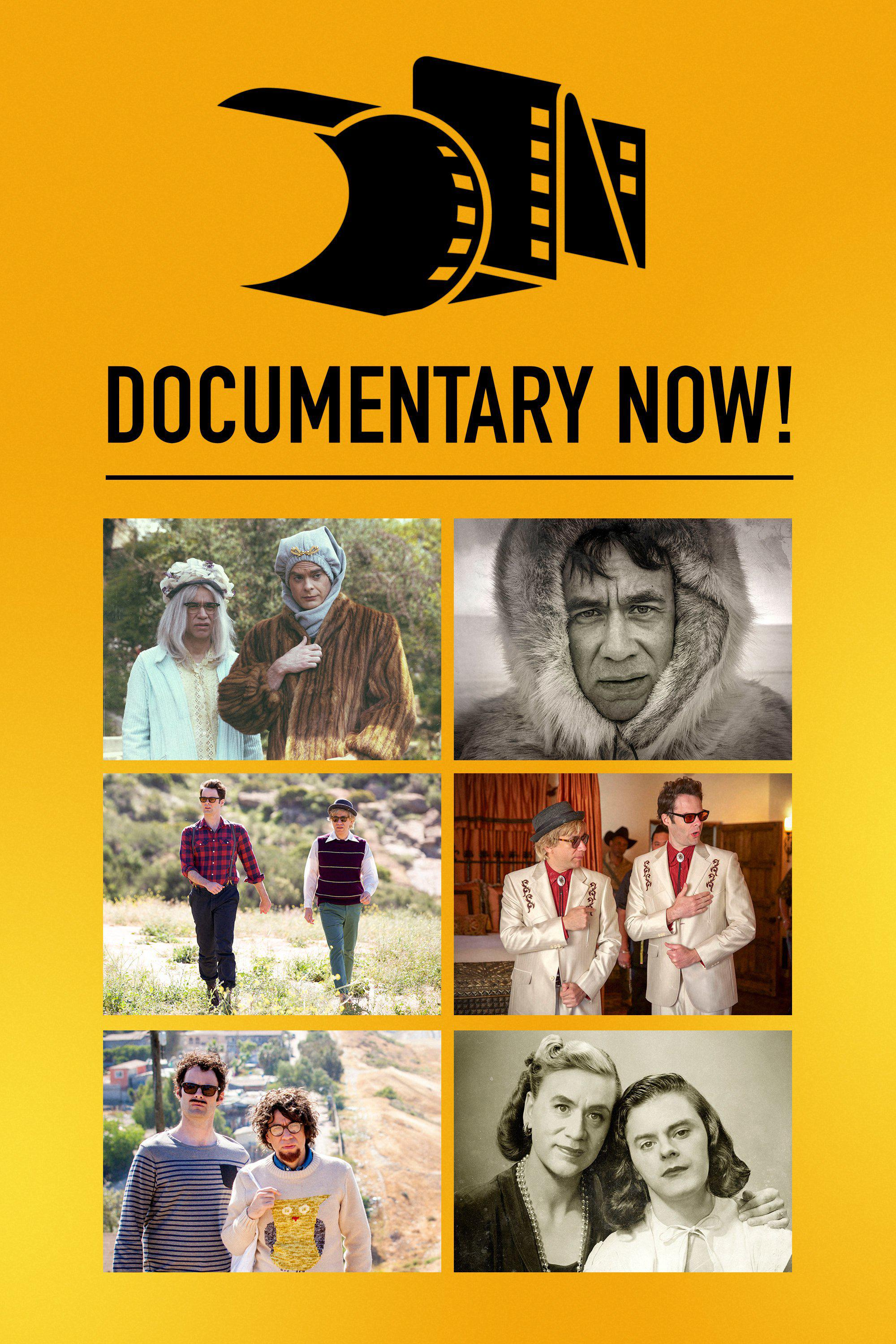 Documentary Now! Saison 1 Vostfr