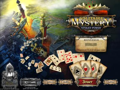 Solitaire Mystery: Stolen Power [PC] [MULTI]