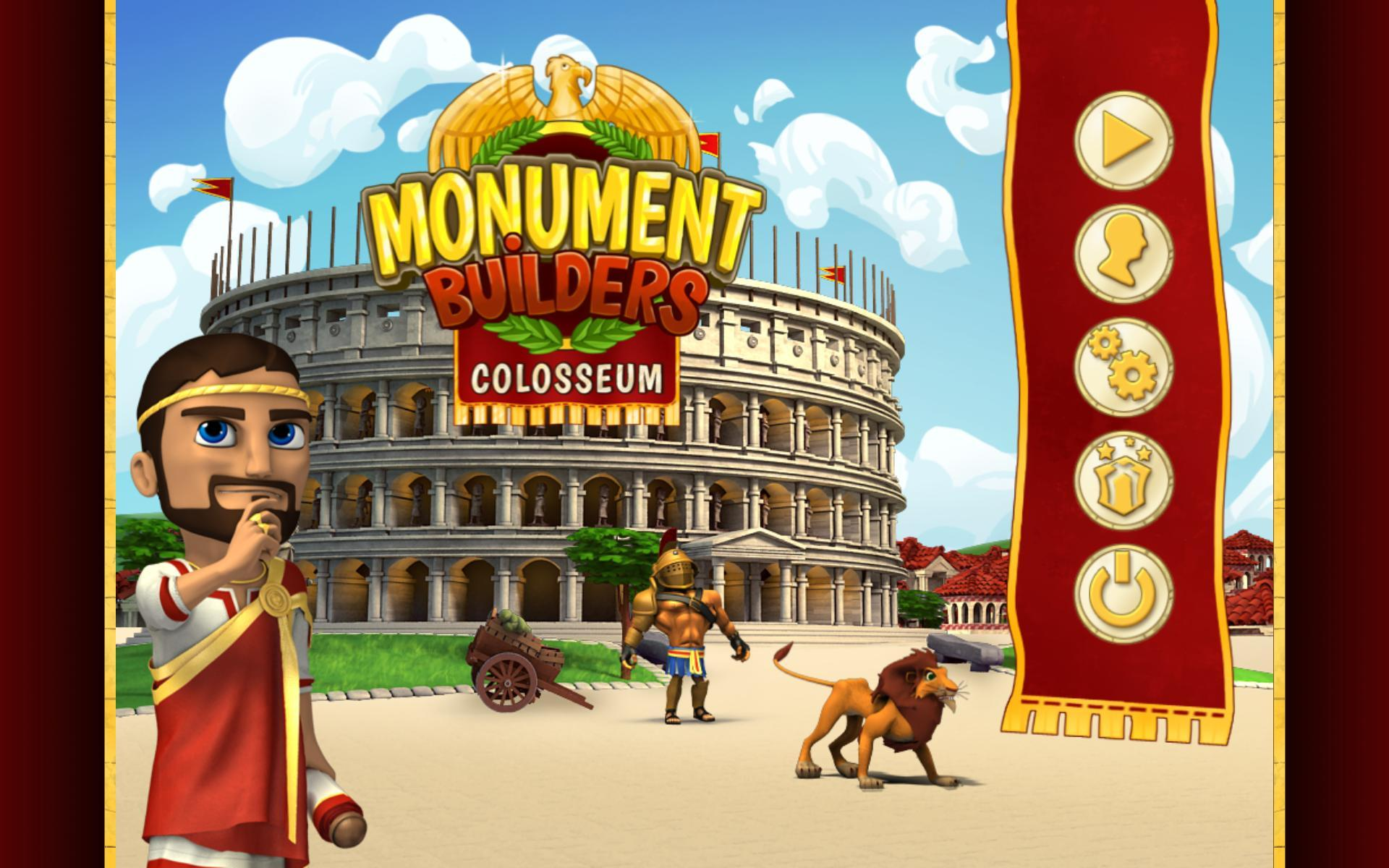 Monument Builders: Colosseum [PC] [MULTI]