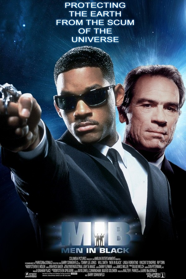 Men In Black [BDRiP] [FRENCH] [MULTI]