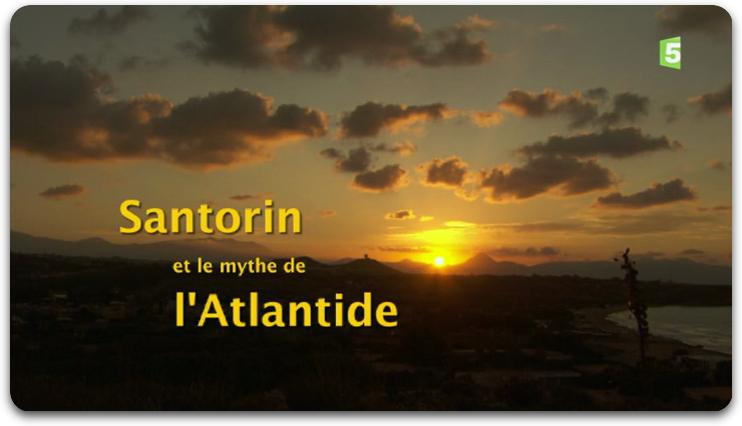 [Multi] Santorin Et Le Mythe De L'Atlantide [FRENCH | HDTV]