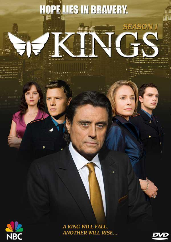 voir kings saison 1 vostfr vf en streaming. Black Bedroom Furniture Sets. Home Design Ideas