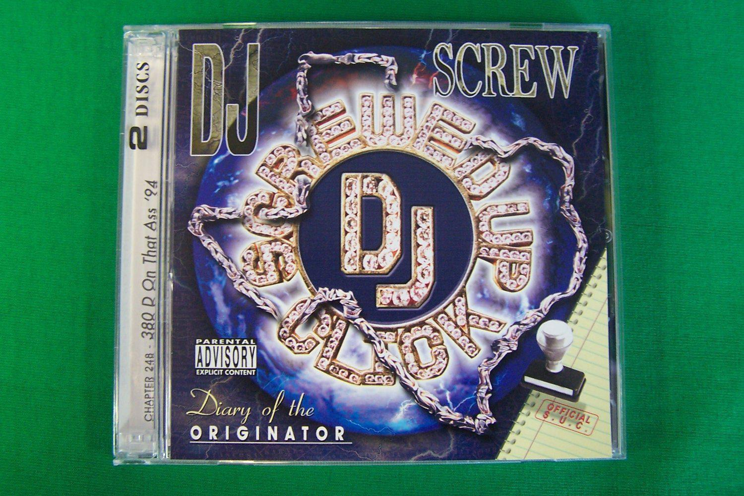 DJ Screw : Chapter 270 - D-Pac And Screw  [MULTI]