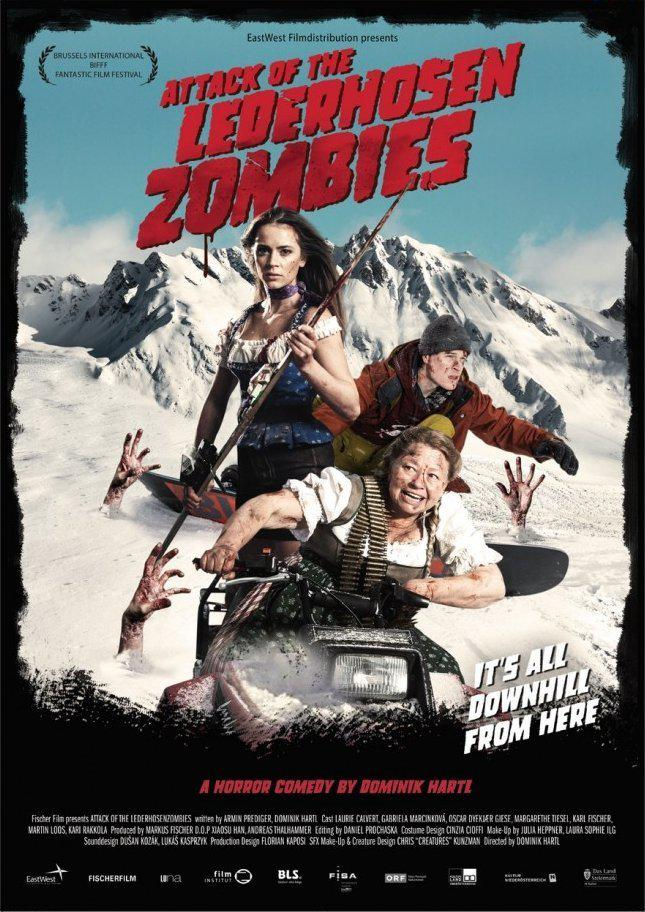 Attack of the Lederhosen Zombies Vostfr