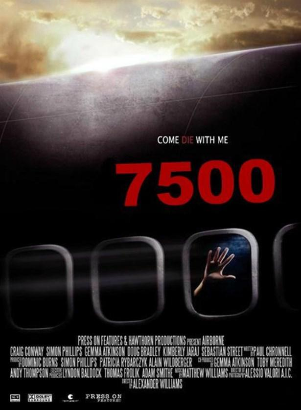 Telecharger Vol 7500 : aller sans retour DVDRIP TRUEFRENCH Gratuitement