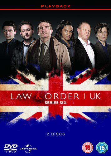Law & Order: UK – Saison 6
