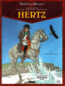 Le Triangle Secret - Hertz - Tome 4