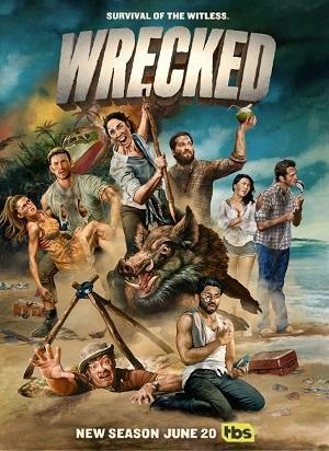 Telecharger Wrecked- Saison 1 [COMPLETE] [10/10] FRENCH | Qualité HD 720p