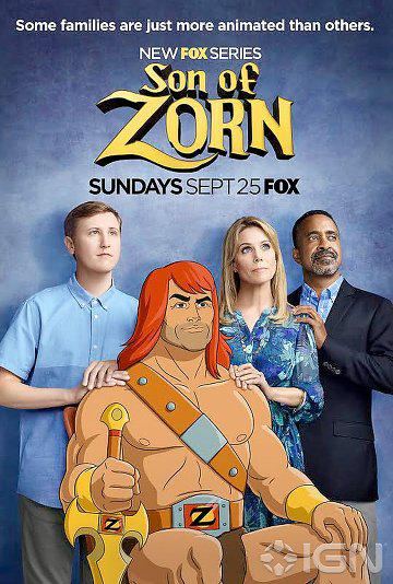 Son Of Zorn – Saison 1 (Vostfr)