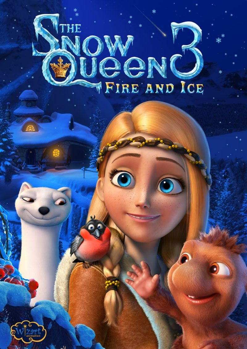 The Snow Queen 3 (vo)