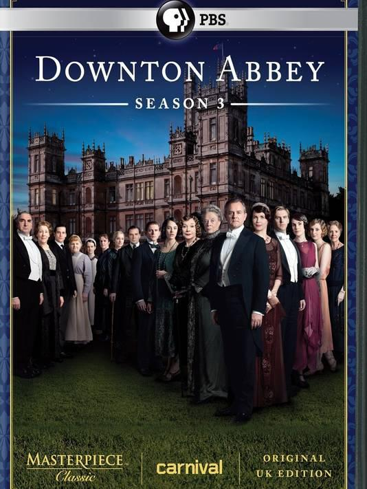 Downton Abbey - Saison 1, 2 et 3 (L'INTEGRALE) [FRENCH][DVDRIP]