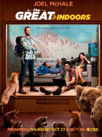The Great Indoors - Saison 1 [02/??] FRENCH | Qualité HD 720p