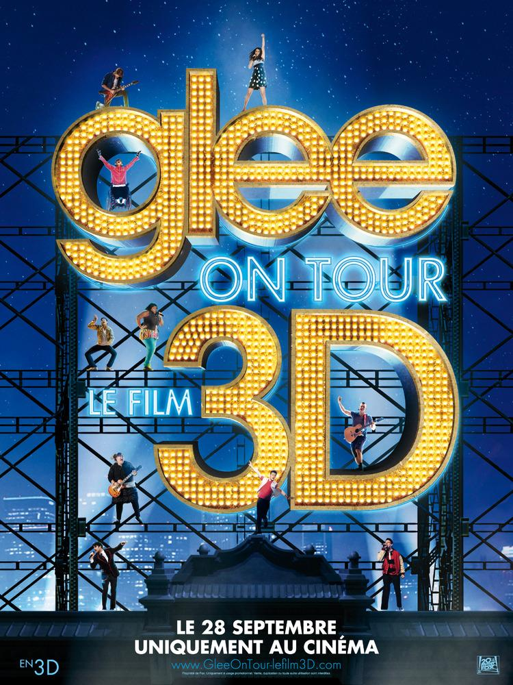 [MULTI] Glee On Tour : Le Film [VOSTFR][BDRIP]
