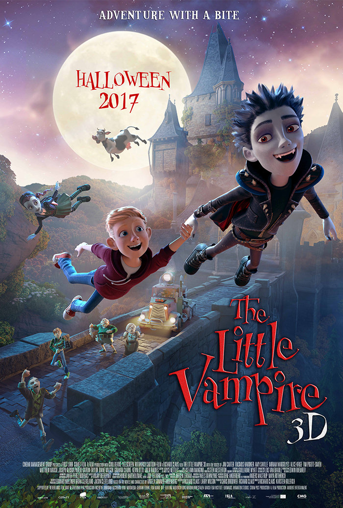 The Little Vampire (vo)