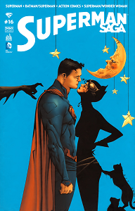 Superman Saga - Tome 16