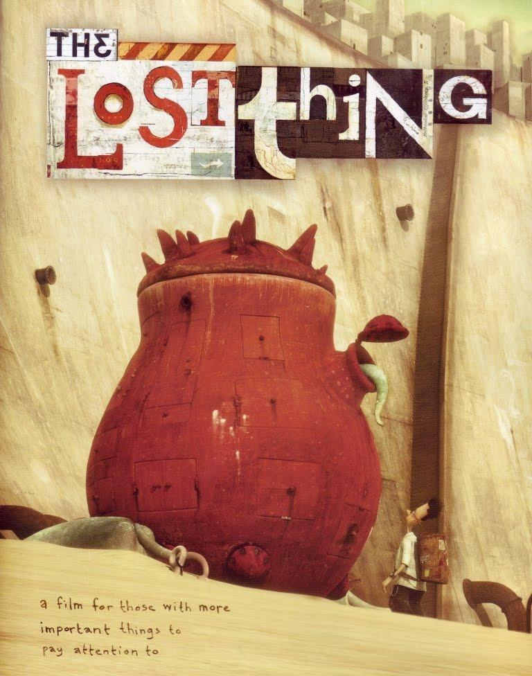[MULTI] The Lost Thing [VOSTFR][DVDRIP]