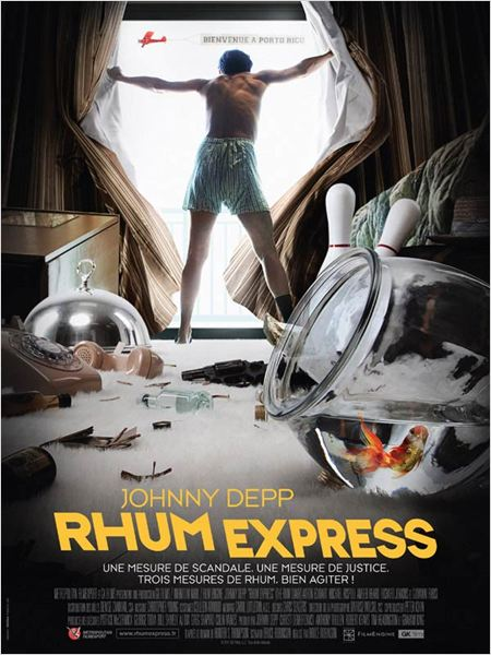 Rhum Express (AC3) [FRENCH] [BRRIP] [MULTI]