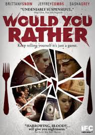 Would You Rather (Vostfr)