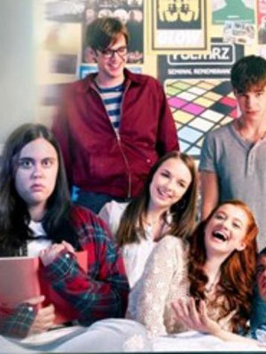 My Mad Fat Diary   S02 E05 VOSTFR en streaming vk filmze