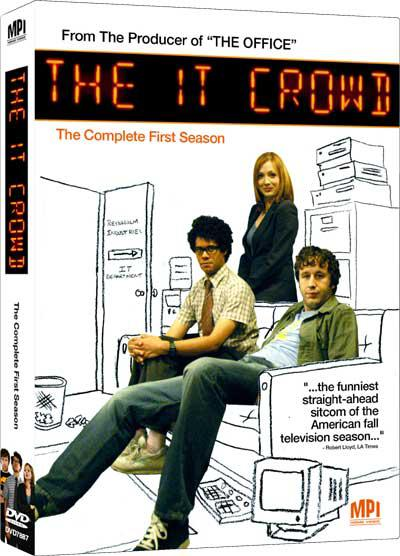 The IT Crowd – Saison 1