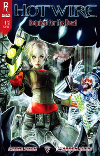 Hotwire - Requiem for the Dead - Tome 1