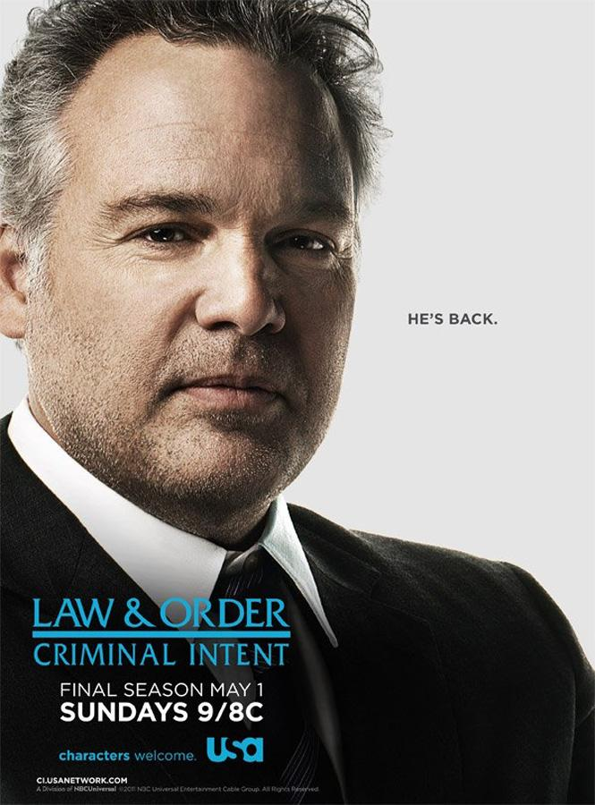 Law And Order: Criminal Intent – Saison 10