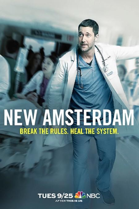 Telecharger New Amsterdam (2018)- Saison 1 [13/??] VOSTFR | Qualité HD 720p