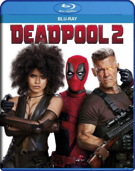 Telecharger Deadpool 2 MULTI | Qualité Blu-Ray 1080p