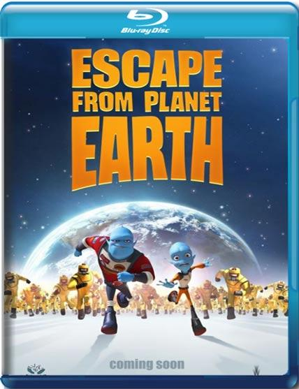 [MULTi] Escape from Planet Earth [HDRip 720p] [Multi-lang]