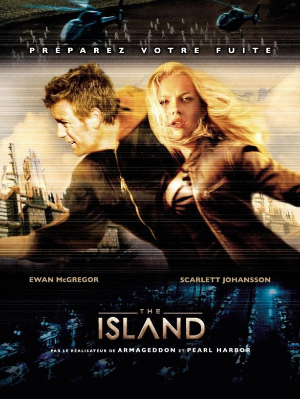 The Island [BDRiP] [TRUEFRENCH] [MULTI]