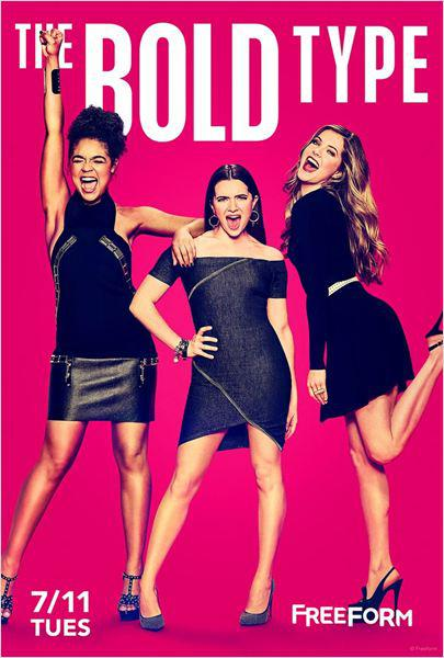 The Bold Type - Saison 1 [COMPLETE] [10/10] FRENCH | Qualité HD 720p