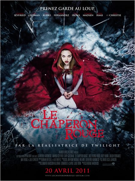 Le Chaperon Rouge (AC3) [FRENCH] [BRRIP] [MULTI]