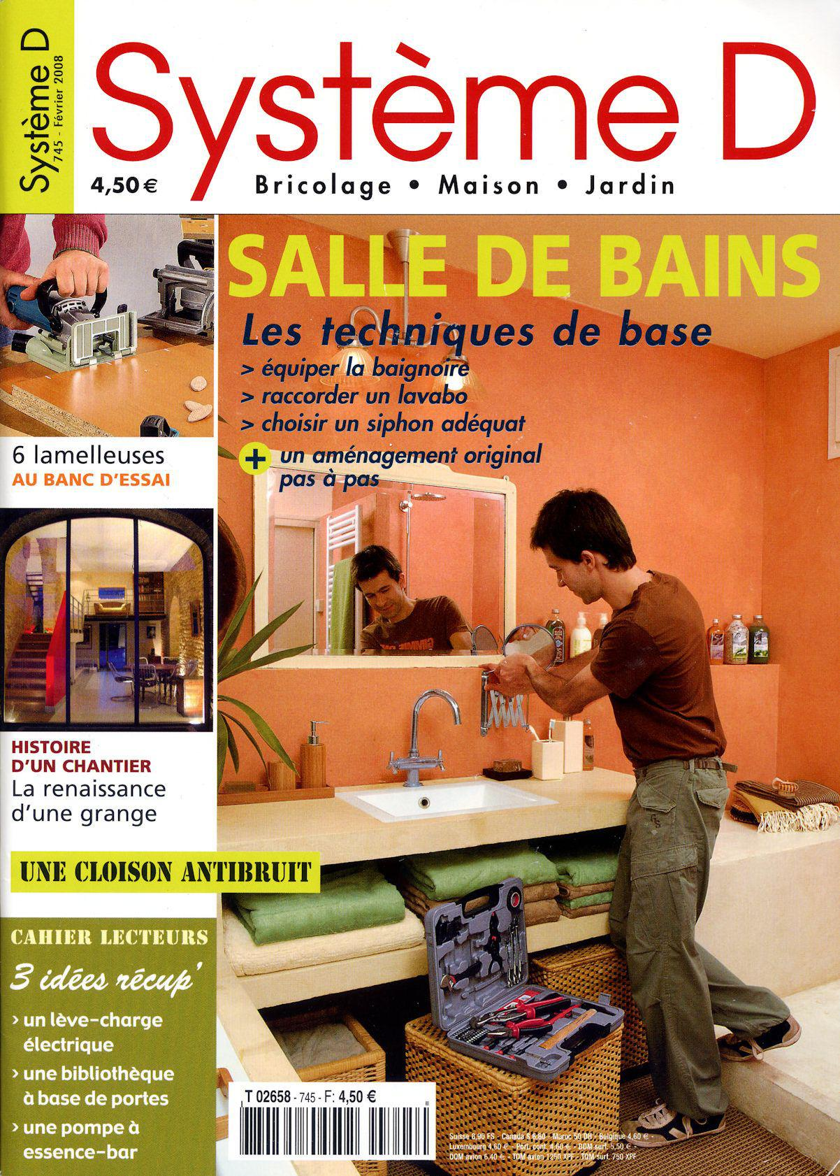 Systeme D No.745