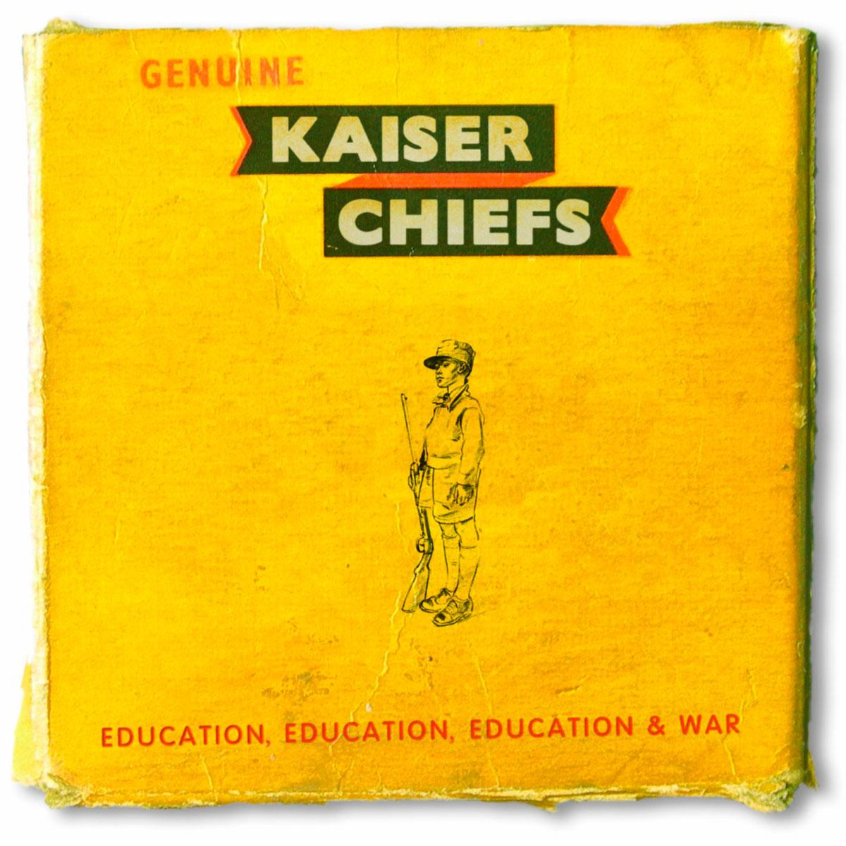 Kaiser Chiefs - Education Education Education and War (2014)