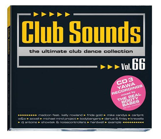 Club Sounds Vol 66 (2013) [MULTI]