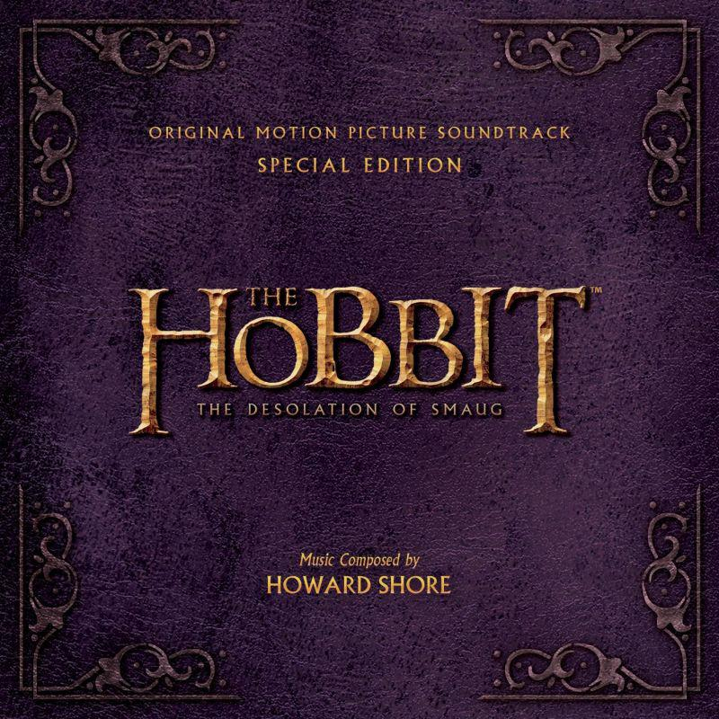 Howard Shore - The Hobbit - The Desolation of Smaug (2013) [MULTI]