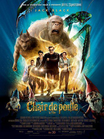 Chair de Poule – Le film VOSTFR