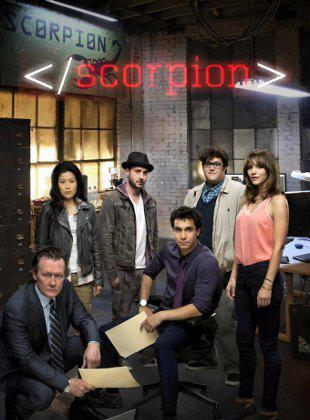 Scorpion Saison 2 vf