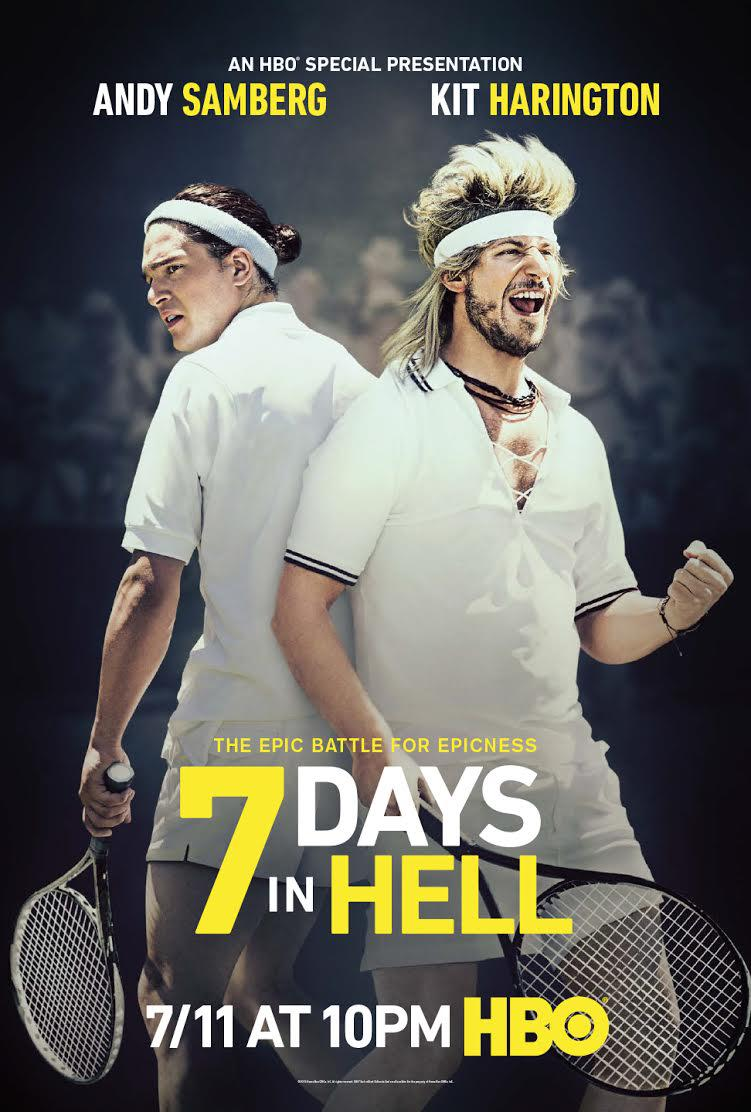 7 Days in Hell (Vostfr)