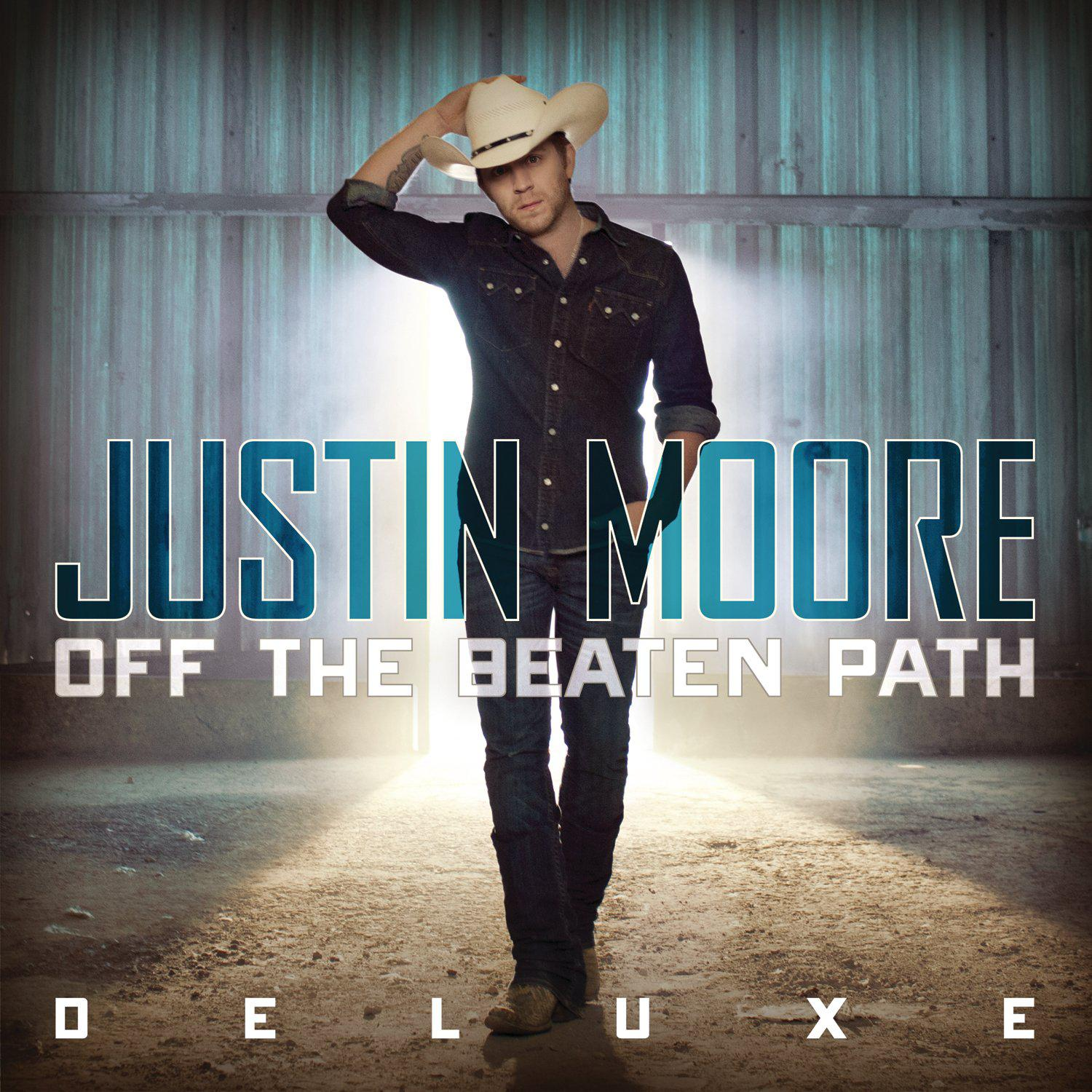Justin Moore - Off The Beaten Path (2013) [MULTI]