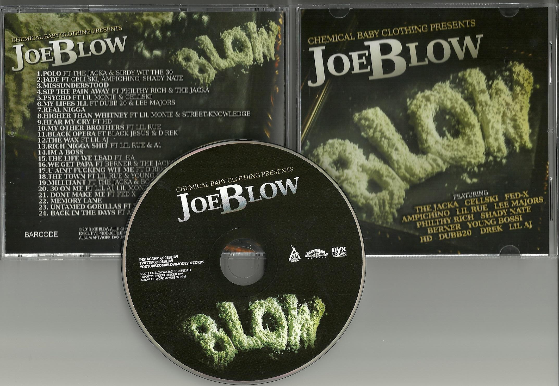 Joe Blow - Blow (2013) [MULTI]