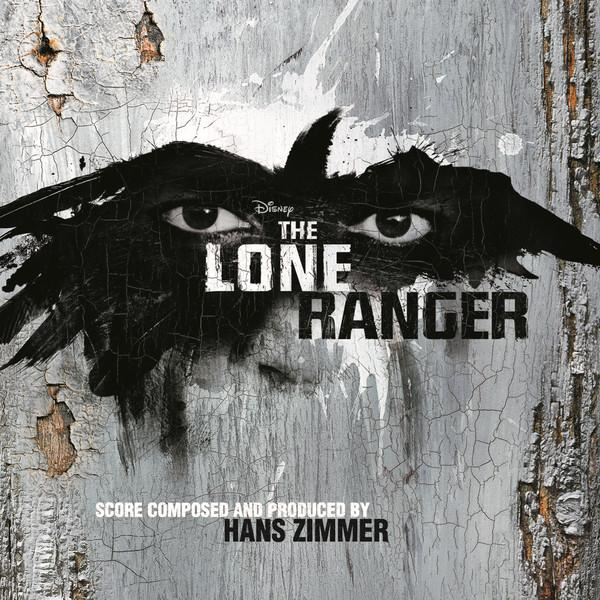 Hans Zimmer - The Lone Ranger Wanted OST (2013) [MULTI]