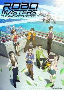 Robomasters The Animated Series Vostfr