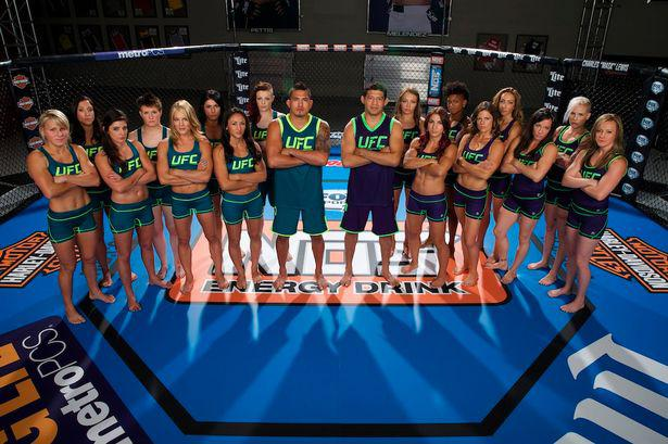The Ultimate Fighter 03.12.2014