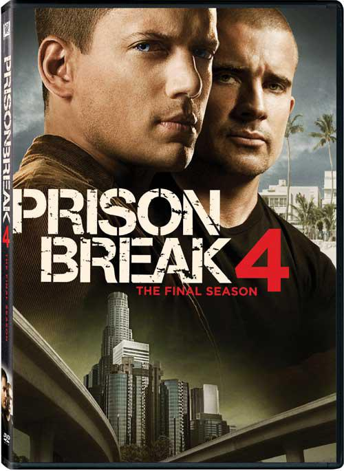 Prison Break – Saison 4