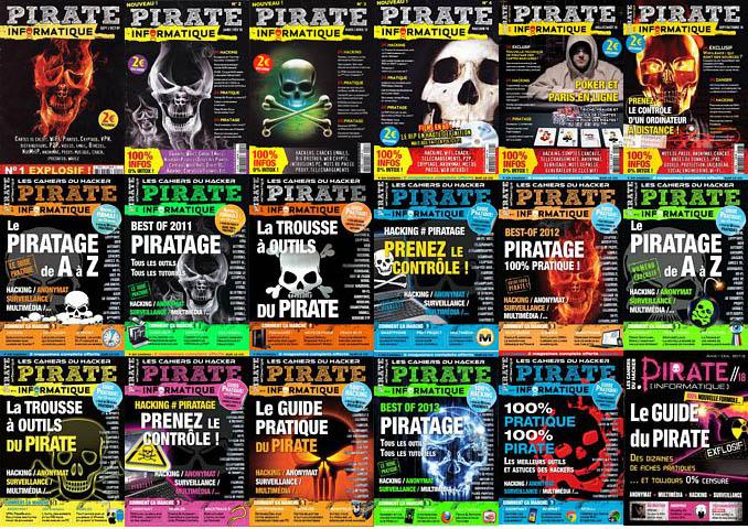 Pirate Informatique 1 à 18 [MULIT]