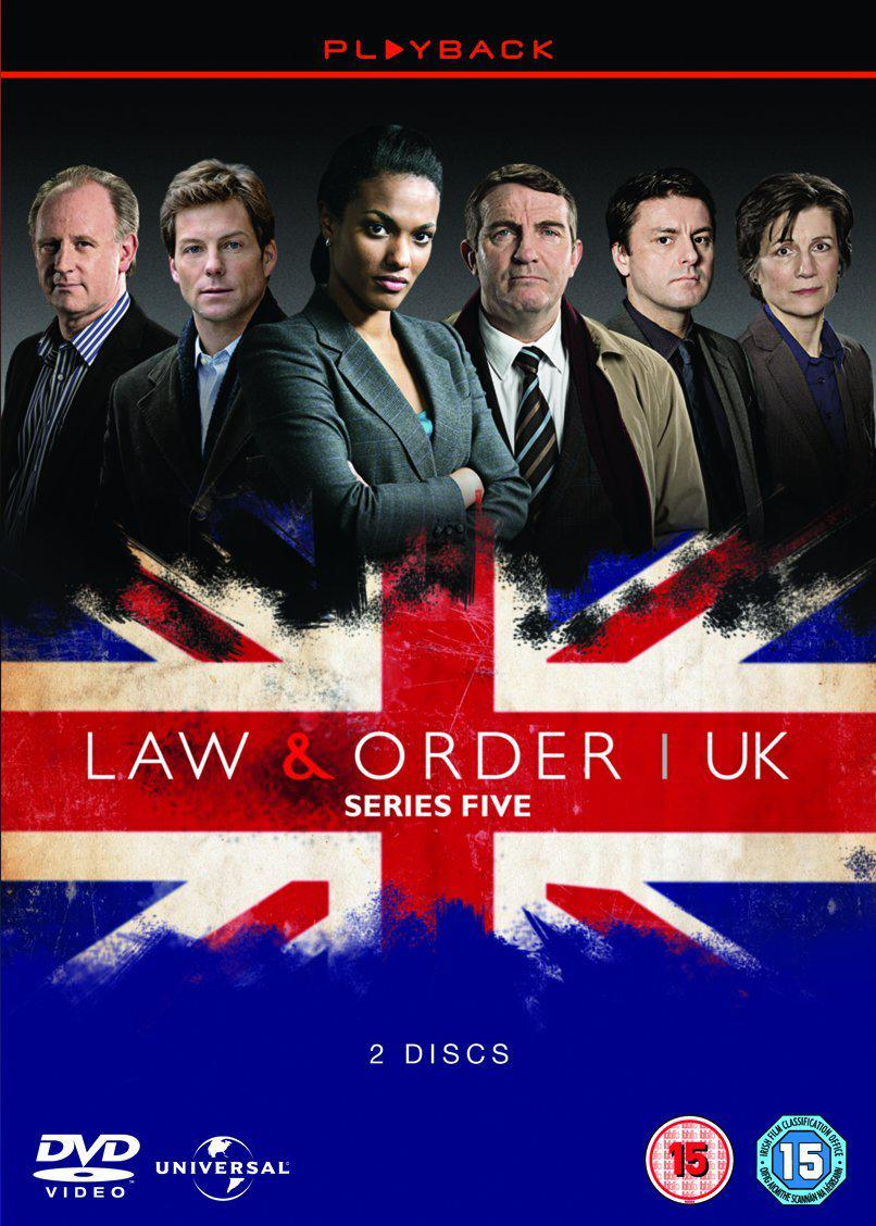 Law & Order: UK – Saison 5